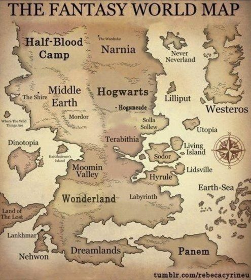 Creating a fantasy world involves more than magic and mythical creatures. Read 10 questions that will help you learn how to create a fantasy world.