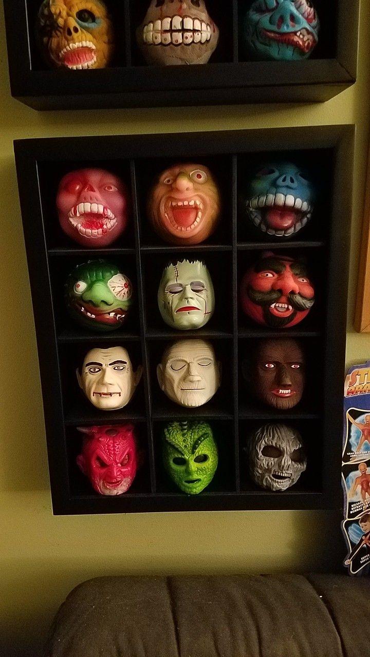 Madballs bootleg balls horror monster | Weird Toys | Weird