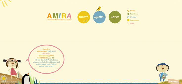 Improve your German reading with Amira - Angelika's German Tuition & Translation