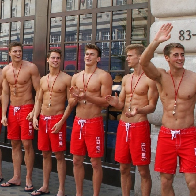 Group Of Hot Guys 114