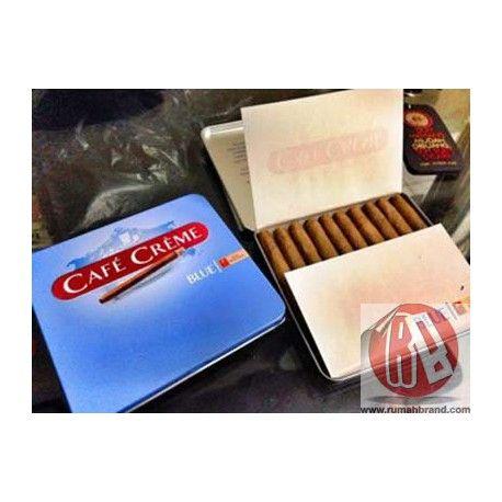 Cafe Creme Blue (CR-4) @Rp. 210.000,-   http://rumahbrand.com/cigars/484-cafe-creme-blue.html  #cerutu #cigar #rokok #keretek #tembakau #rizzla #cerutumurah #cerutugrosir #tobasco #korek #korekapi #api #lighter #cigarette #smoke #matches #pemantikapi #cigarettelighter #korekapikw #geretan #mancis #pencetusapi #safetymatch #grosir #hobby #rumahbrand #lisong #cangklong #rokok #gaya #mewah #cigarilos #rizzla #cerutugrosir #cerutuindonesia #indonesiancigars #aksesoris #glory #perlengkapan…