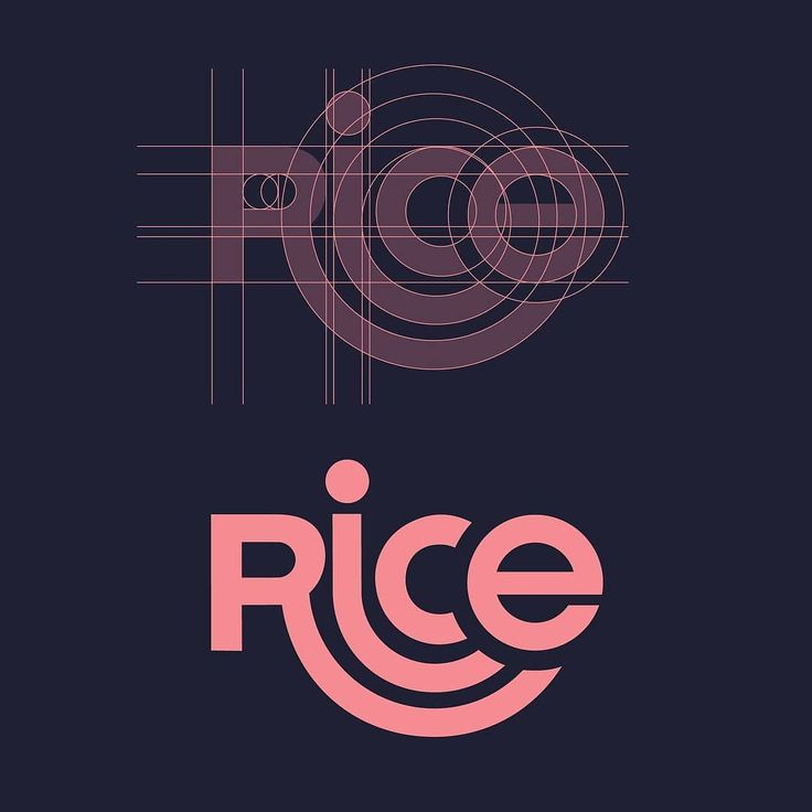 """Logo & Graphic Inspirations 🇮🇹 on Instagram: """"- Rice Vector Process • Designer @made.by.james – Follow @thelogopassion for more logo inspirations"""""""