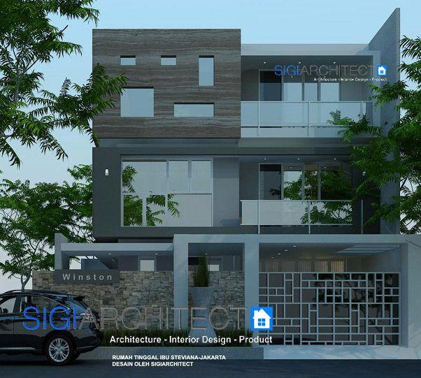 box house model rumah 3 lantai hook_rumah minimalis