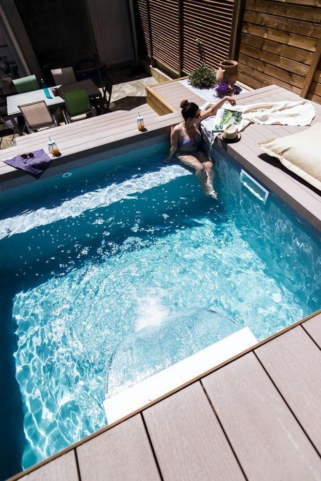 40 agendas pour la petite piscine