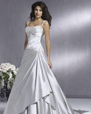 Подбор платья для свадебного торжества