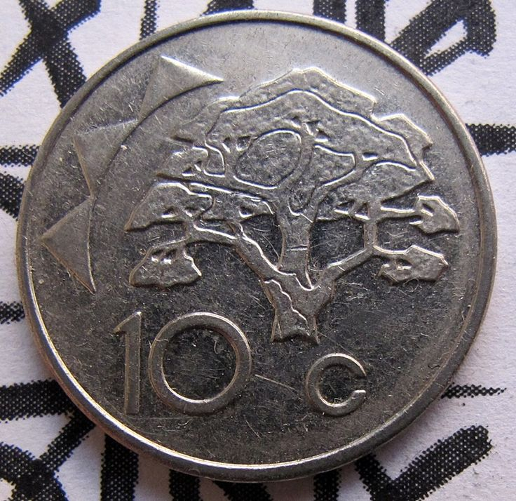 Namibia, 10 cent 2009