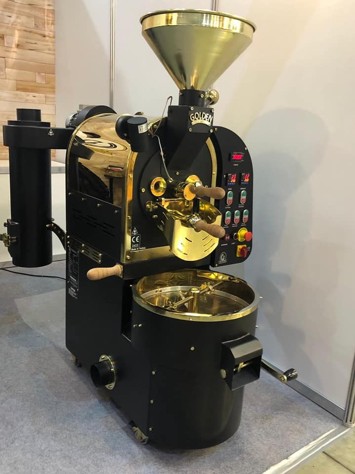 Toper Has Been Producing Coffee Roasting Machines Since 1954 Toper Coffee Roasting Machine Drums Has Capaicty Ranging From 150 Gr To 5 Caffee Rosterei Zuhause
