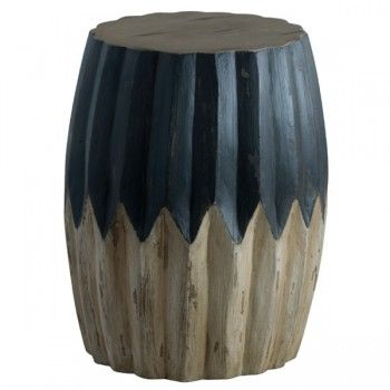 Bobbili Stool by Andrew Martin. #tribal #design. I want it.