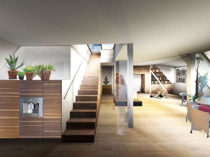we'll start to build this penthouse in Berlin soon