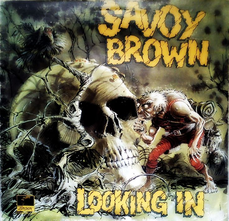 Looking In - Savoy Brown, CD (SHM)