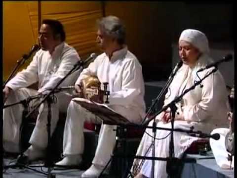 Persian sacred Shams Ensemble  گروه شمس -  ساقي