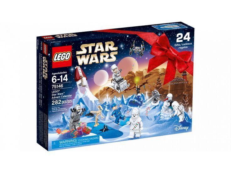 Calendrier de l'avent #lego #starwars   #noel #cadeaudenoel #enfants #calendrierdelavent