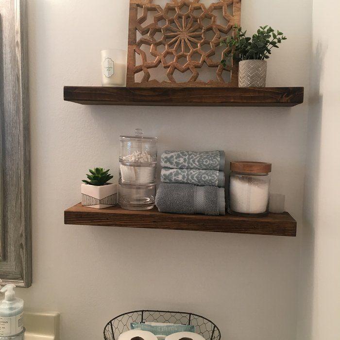 Groovy Evonne Wall Shelf Powder Room In 2019 Wall Shelves Download Free Architecture Designs Remcamadebymaigaardcom