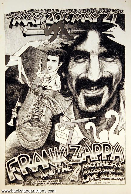 Did Fleetwood Mac Tour With Frank Zappa In