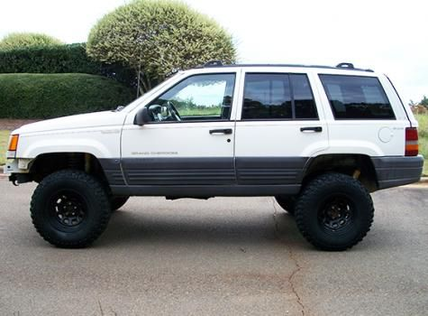 2990 jeep grand cherokee lifted suv for sale in south carolina cheap cars for sale. Black Bedroom Furniture Sets. Home Design Ideas
