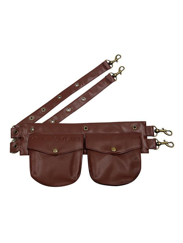 82cce02967b Steampunk Brown Faux Leather Corset Pouch Belt in 2019 | Steampunk ...