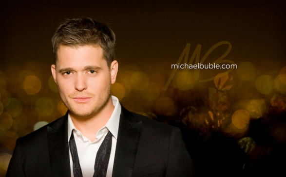 famous Canadian singer, Michael Buble