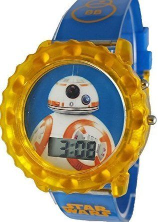 BB-8 – Star Wars The Force Awakens Official Digital Watch This is too adorable. With all the hype about Star Wars The Force Awakens Watches.