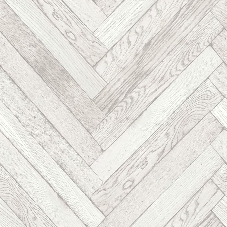 Fine Décor Parquet Wood Plank White Wallpaper | Departments | DIY at B&Q