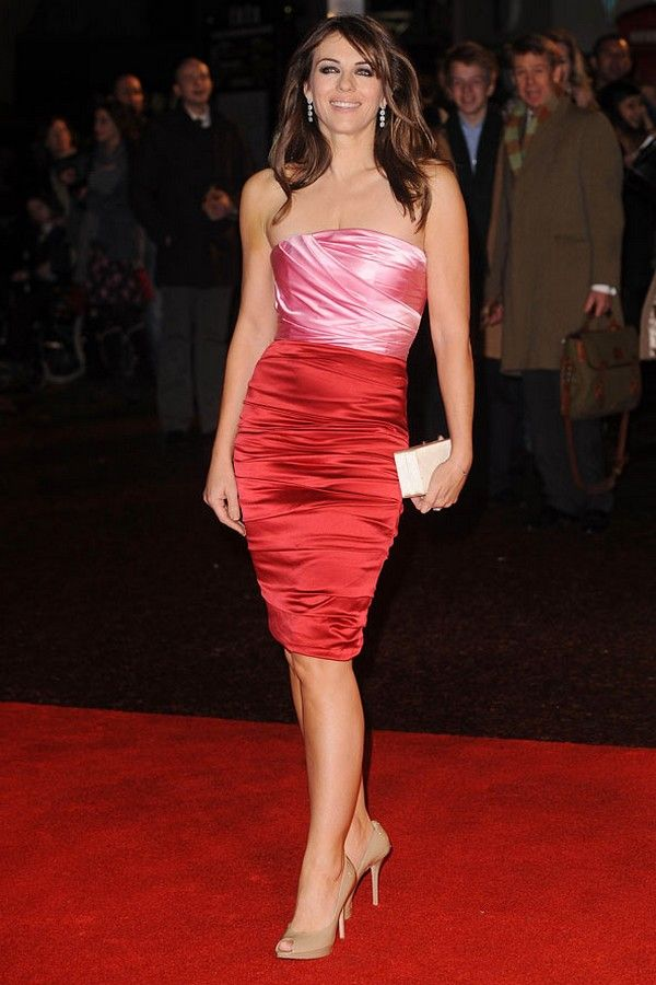 Christmas Dresses for Celebrities