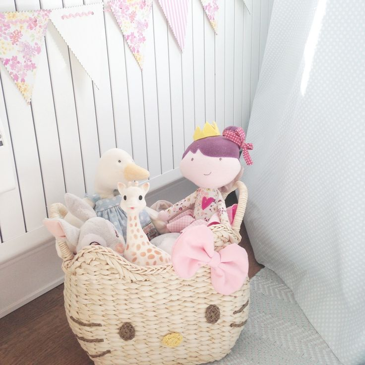 I must have this Hello Kitty toy basket!!!