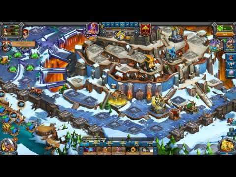 Nords Heroes of the North FB 3 - Nords Heroes of the North is a Free to Play, Online Strategy MMO [massively multi-player online] Game that draws its inspiration from age-old tales of Norse mythology like Thor and Odin