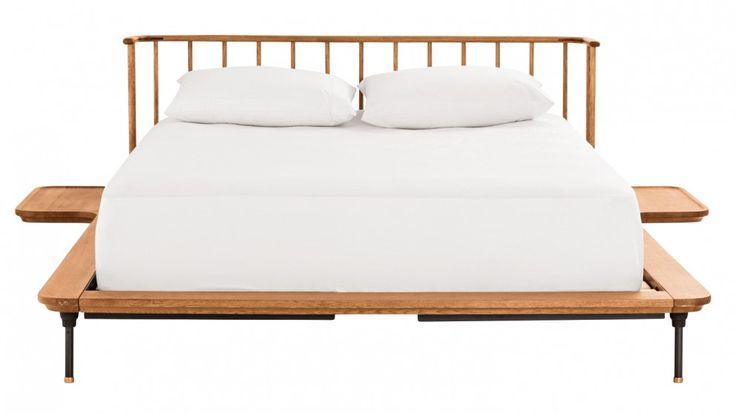 Best Buy Distrikt Bed Frame Domayne Au Bed Frame Bed 640 x 480