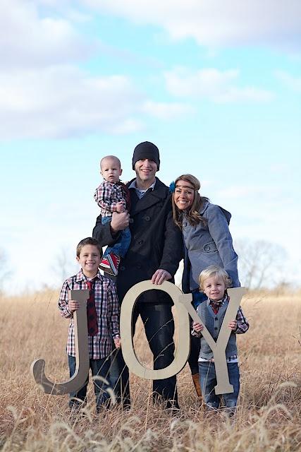 family photo - christmas