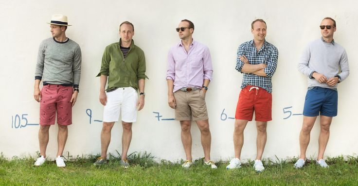 Shorts For Everything You're Doing This Summer