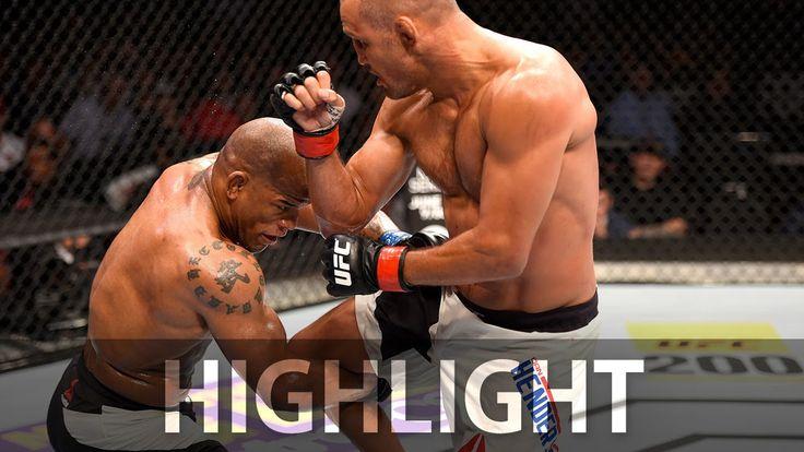 Popular Right Now l Dan Henderson vs. Hector Lombard  UFC 199 Highlights