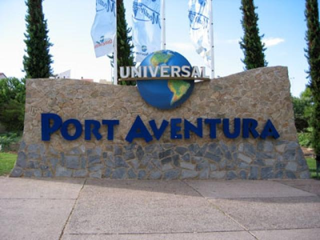 Universal, Port Aventura, Salou, Costa Daurada (Golden Coast), Spain