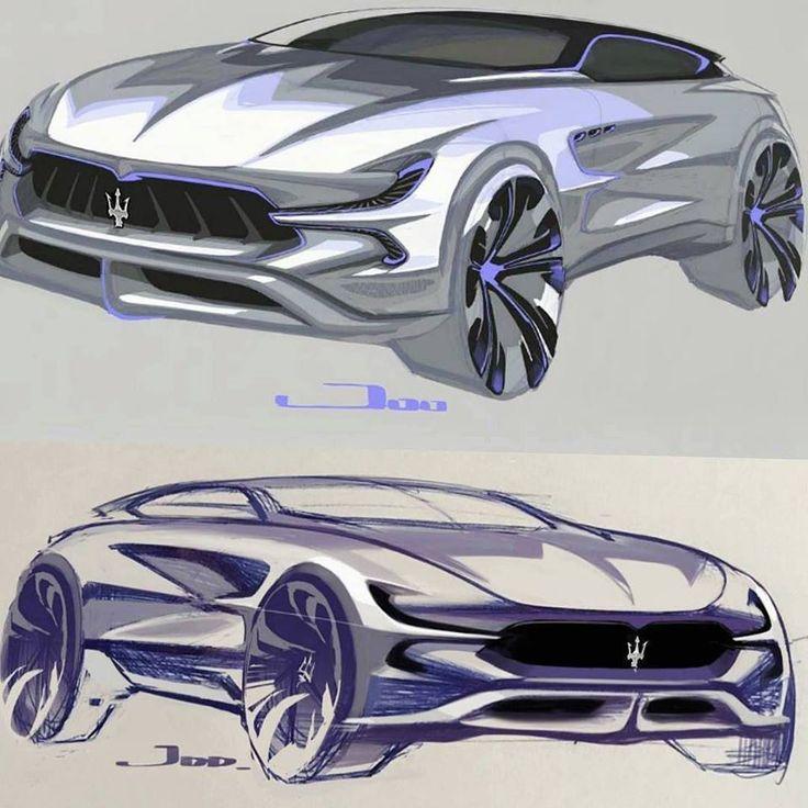 Fotografia postată de Car Design Core.