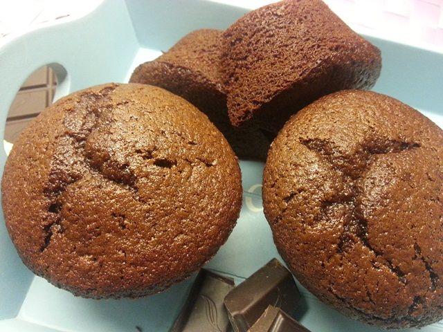 Chocolade cupcakes   Oerkracht voedingsadvies