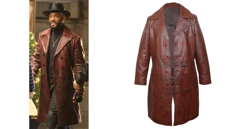 Offering new attire of Will Smith from upcoming movie Suicide Squad. Will Smith play the role of Deadshot in the movie. This long coat looks stylish and wears at any occasion. Buy now at best price.