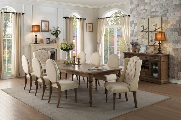 19++ Simple living solid wood empire dining chairs set of 2 Various Types