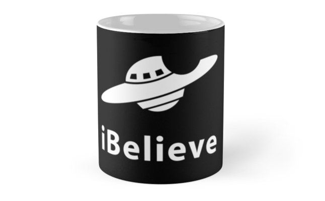 iBelieve (I want to believe) by Stock Image Folio