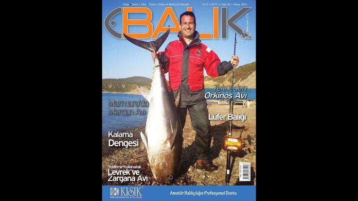 Balık Sevdam Hamdi Tekbıyık www.baliksevdam.com