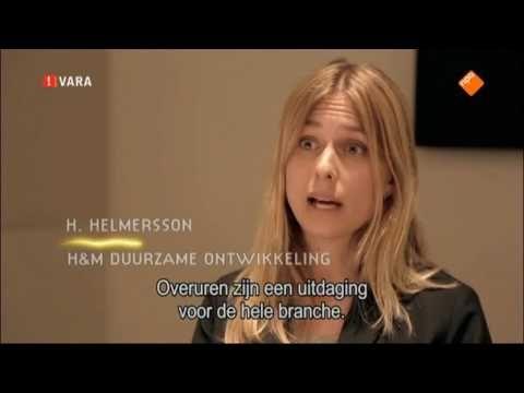 De wereld volgens H&M Dit najaar opent de Zweedse modegigant Hennis & Maurits haar grootste winkel van Europa. Niet in haar eigen land maar in Rotterdam. H&M met haar goedkope kleding is mega populair in Nederland. Lage prijzen en toch stijlvol en kwaliteit zo zet H&M zichzelf graag in de markt. Met wereldwijd zo'n drieduizend winkels (alleen in Nederland al 123) maakt deze kledinggigant jaarlijks bijna twee miljard euro winst. Maar hebben de vriendelijke kleuren van H&M ook een keerzijde?…