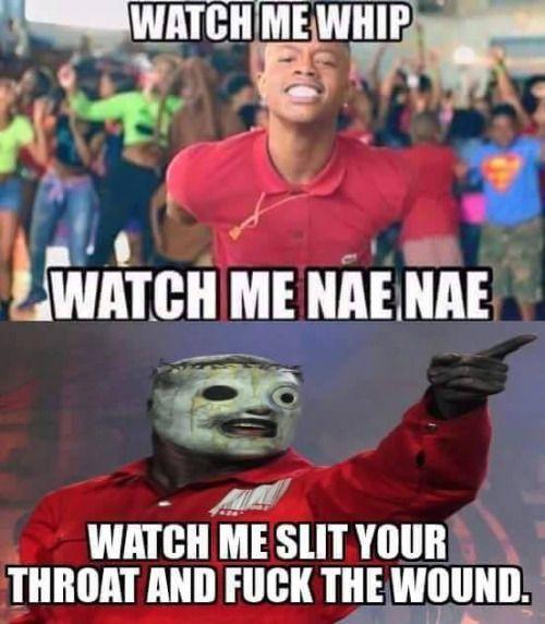 Slipknot Shut The Fuck Up 64
