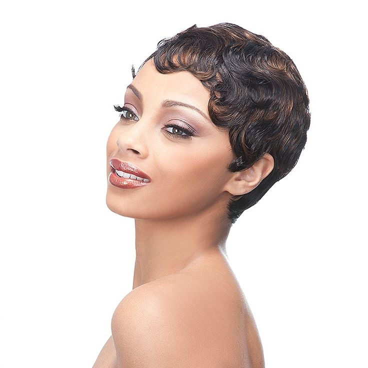 ... Short wigs for black women | Pinterest | Short Wigs, Wigs For Black