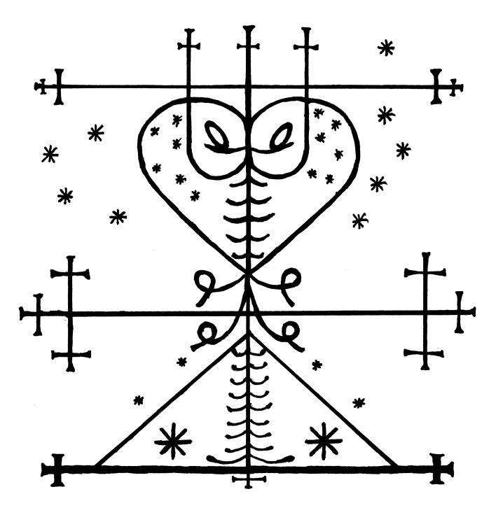 Similiar Voodoo Veve Keywords