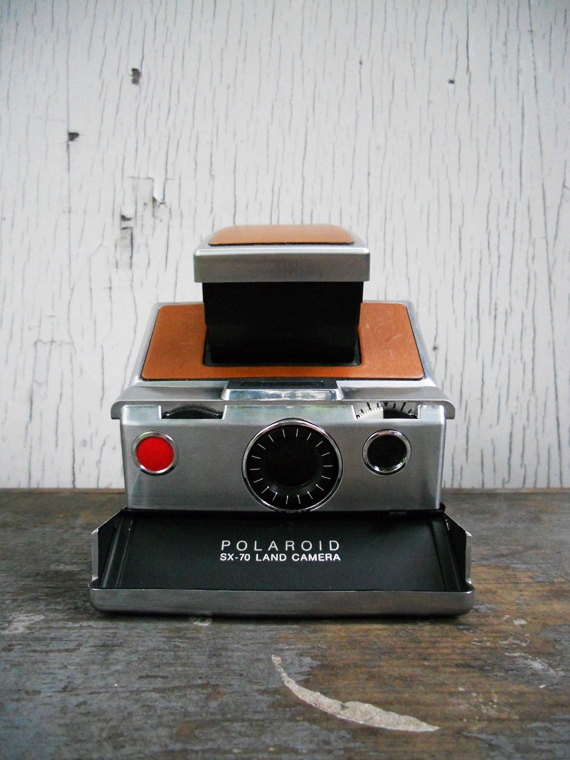 Polaroid Sx70 Alpha 1 Land Camera, $118.00