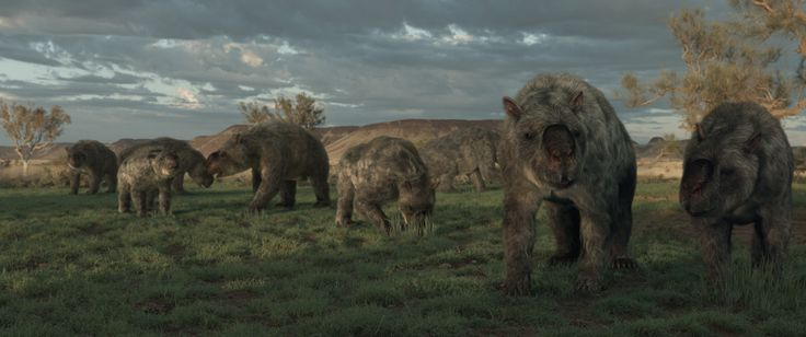 Diprotodon went extinct because it was vulnerable and was ...