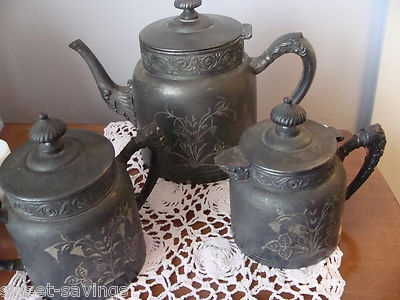 345 Best Images About Antique Pewter On Pinterest
