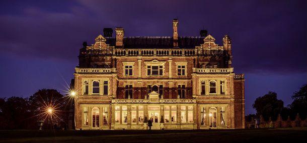 New luxury wedding venue in Yorkshire Rossington Hall
