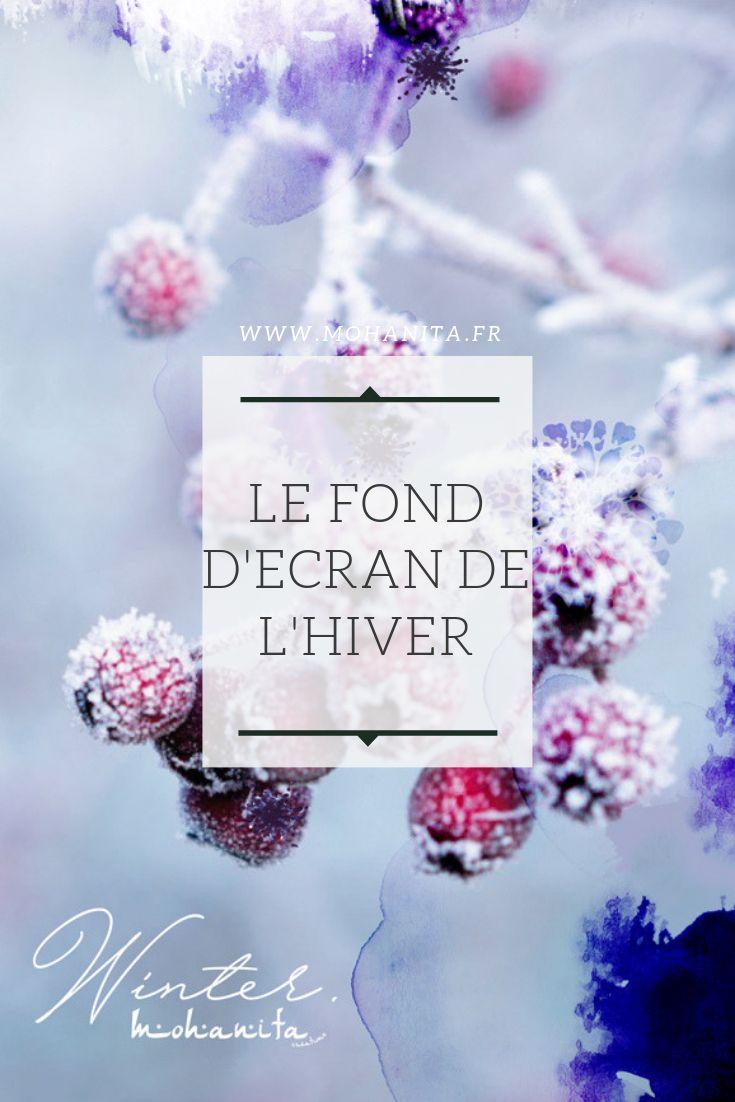 Winter Le Fond D Ecran De L Hiver Offert Fond Ecran Hiver Ecran