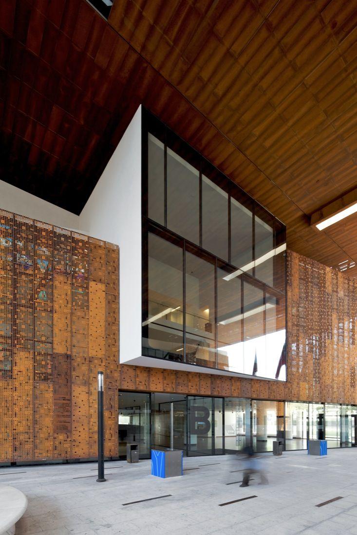 Galeria de Centro Cultural Gabriela Mistral / Cristián Fernández Arquitectos e Lateral arquitectura & diseño - 44