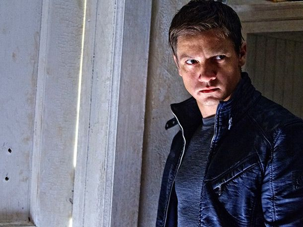 THE BOURNE LEGACY was number one at theaters this weekend
