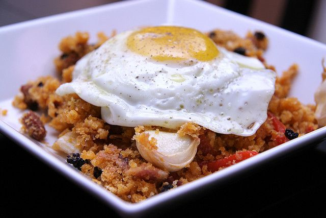 Migas with currants | Summer | Pinterest | Food Blogs, Spain and ...