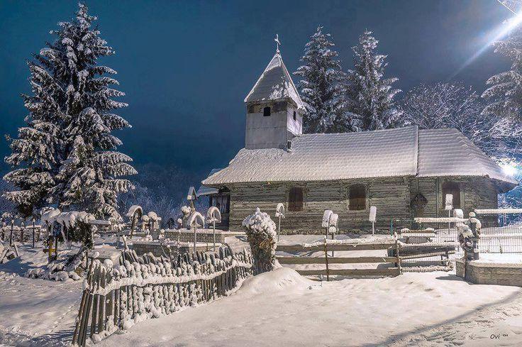 (1) Christian Adventure Biserica de lemn din Petrosani
